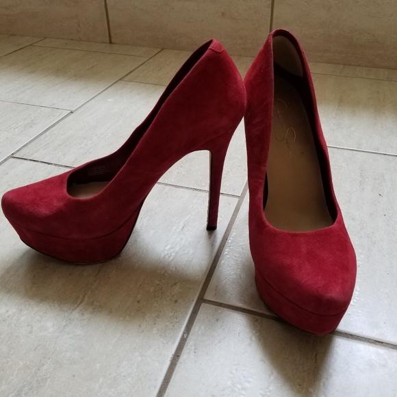 98e4600e29 Jessica Simpson Shoes | Jessica Simpsom Waleo Platform Heels | Poshmark